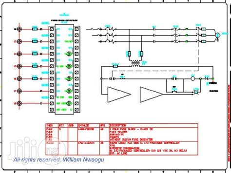 how to draw electrical schematics using autocad