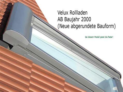 Dachfenster Rolladen Velux by Rollladen Momentfeder Velux Lange Version F023 F023 Lang