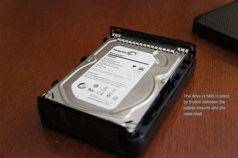 Casing Hardisk Seagate how to open a seagate goflex desk disk drive stephen foskett pack rat