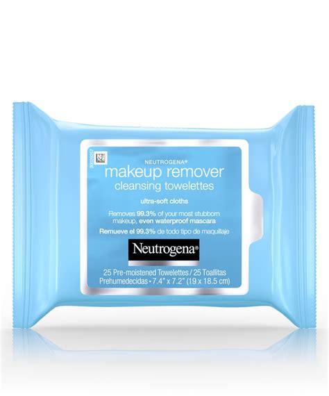 Neutrogena Makeup Remover makeup remover cleansing towelettes neutrogena 174