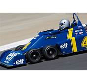 Tyrrell P34 Cosworth  Chassis P34/8 2008 Monterey