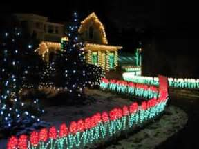 oglebay park christmas festival of lights west virginia