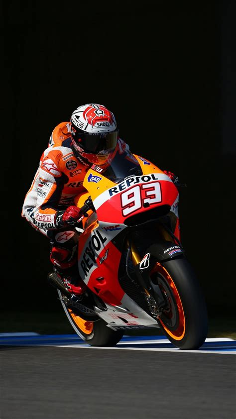Marc Marquez Racing Phone hd marc marquez iphone wallpaper 2018 iphone wallpapers