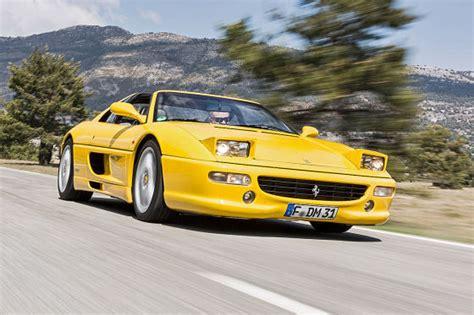 Ferrari 90er by Sportler Der 90er F 355 Gts Nsx Und Porsche Targa Im