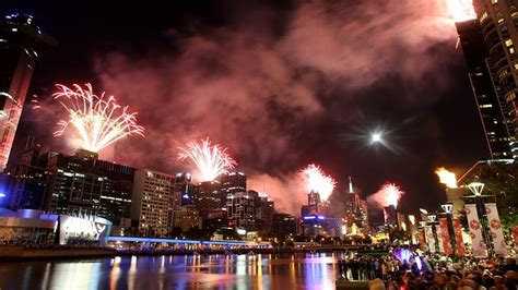 new year celebrations melbourne tonight crowds to flock to city for family fireworks herald sun