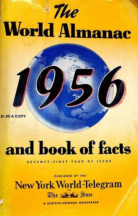 the world almanac and book of facts 2018 books 1000 images about 1950 1979 the world almanac covers