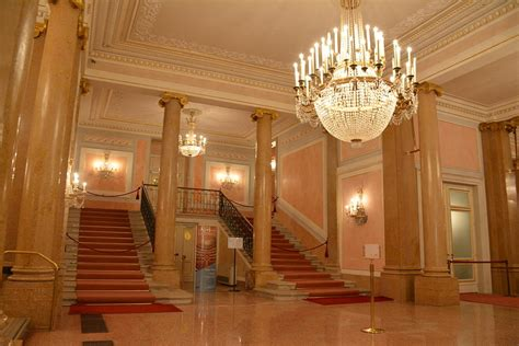 house lobby venice opera house lobby photograph by roxanne janson