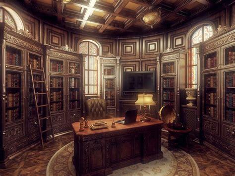 gothic interior steunk gothic office steunk pinterest offices
