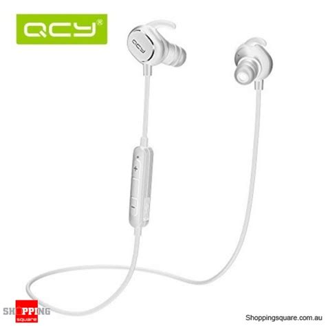 Qcy Qy19 Phantom Earphone Bluetooth Olahraga Apt X Deng Diskon original qcy qy19 bluetooth earphone 4 1 wireless earbuds ultra lightweight sweatproof sports