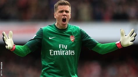arsenal goalkeeper players soccer mad
