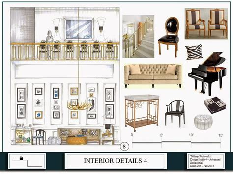 tiffany leigh interior design term 5 final project
