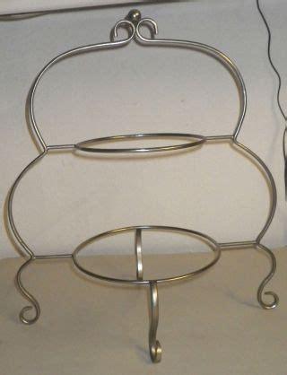 Etagere Ohne Teller by Metallobjekte Zinn Gefertigt Nach 1945 Antiquit 228 Ten