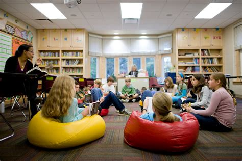 comfortable learning environment community school gt virtual tour gt tour classrooms