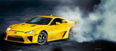 lexus developing new lfa with help from bmw report
