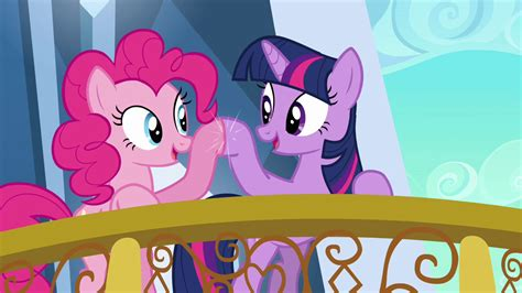image pinkie pie  twilight brohoof sepng