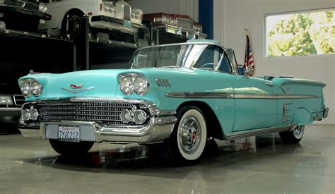 1958 chevrolet impala convertible ebay 1958 chevrolet impala ebay
