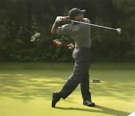 tiger woods swing speed good old times tiger woods swing analysis 2001 swing