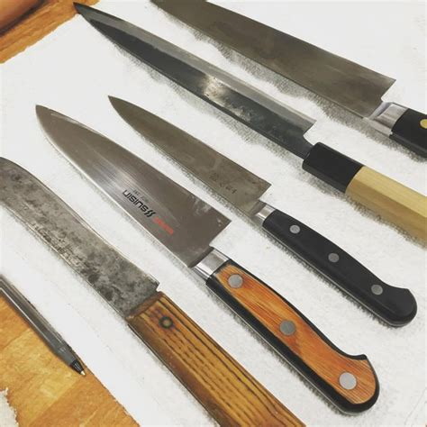 Great Kitchen Knives 100 Great Kitchen Knives N1 Series Is A Story