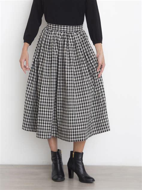 sewing pattern long skirt hestia short or long skirt sewing pattern