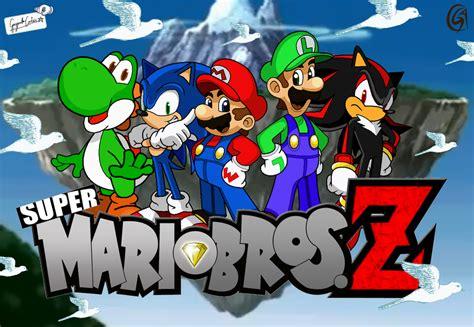 Kaos Mario Bross Mario Artworks 16 nintendo has taken the mario bros z patreon