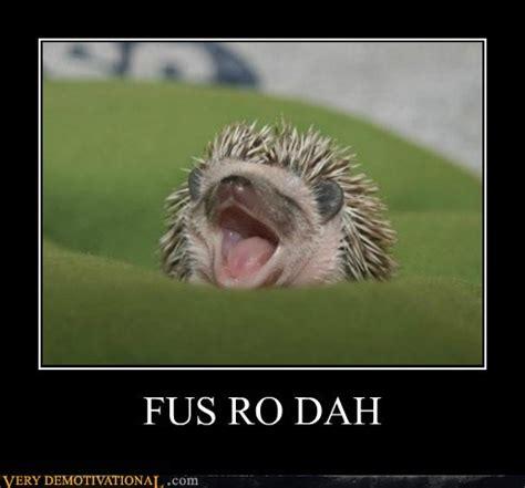 Fus Ro Dah Meme - new collection of demotivators japemonster