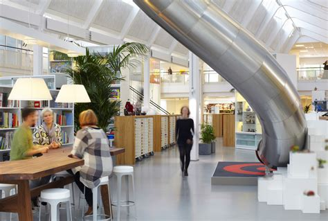 Lego Headquarters by Lego Office Denmark