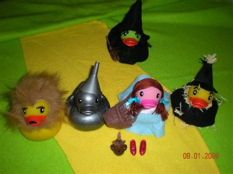 wizard of oz rubber sts 17 best images about rubber ducks for allison on