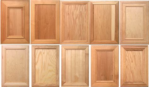 Unfinished Wood Kitchen Cabinet Doors cabinet doors how to choose between the options