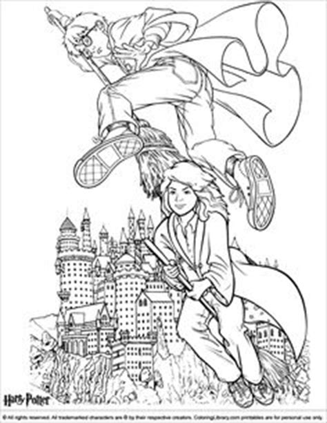coloring pages of harry potter and the sorcerer s stone 1000 images about harry potter coloring pages on