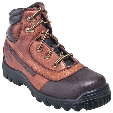 iron boots iron age boots s ia5501 brown waterproof steel toe 6