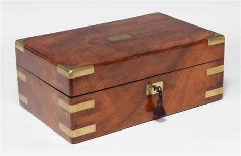 wooden jewelry box gerald mathias antique wooden jewellery box i