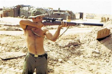 this marine was the american sniper of the vietnam war