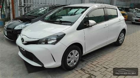 Toyota Vitz Toyota Vitz 2015 For Sale In Lahore Pakwheels