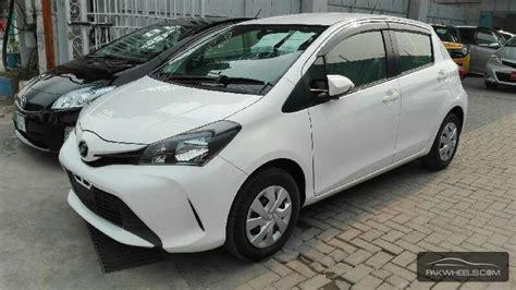 Toyota Vitz 2015 for sale in Lahore   PakWheels
