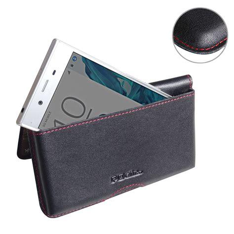 Sony Pouch Xperia M 1 sony xperia xz dual leather wallet pouch stitch pdair