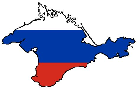 russia map png image flag map of crimea russia png