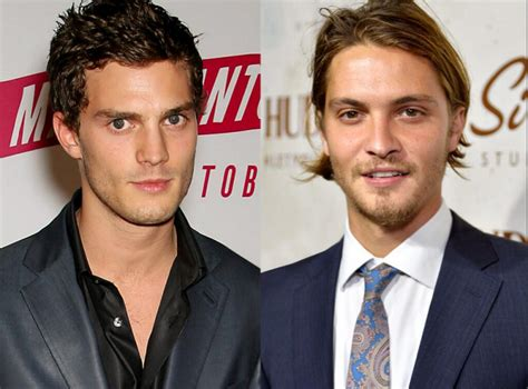 star cast fifty shades of grey 50 shades of grey movie casting update luke grimes cast
