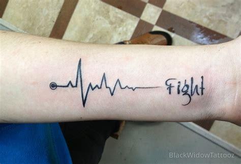 black widow custom tattoo amp design heart monitor fight
