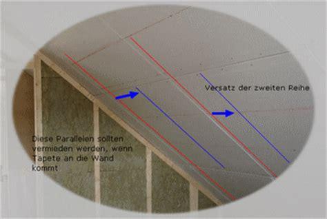 Rigipsplatten Unter Der Decke Anbringen by Ausbautipps