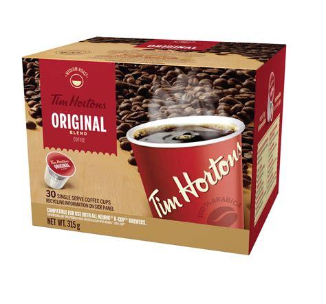 Coffee Box tim hortons coffee box