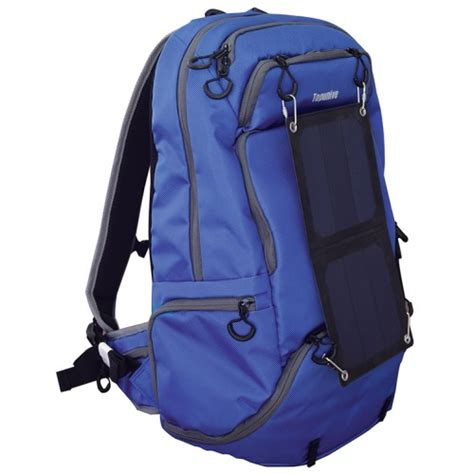 lithium and solar panels backpack with solar panel lithium battery