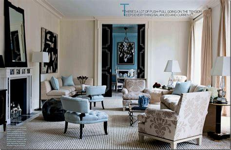 Living Room Decor With Black Sofas » Simple Home Design