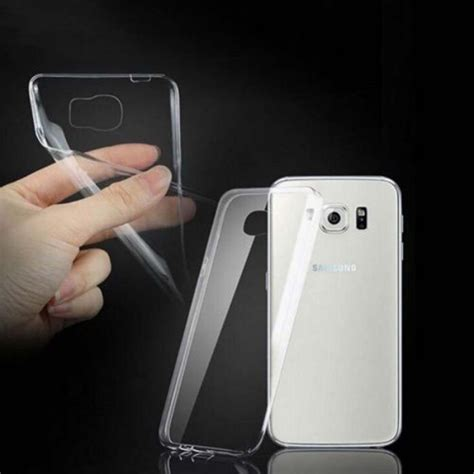 Samsung S6 Edge Clear Ultra Thin Standiing Soft Pc Iphone 6 Clear Ultra Thin 0 5mm Designed