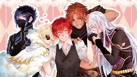 legend of rune a bl yaoi visual novel rpg by yesterjoy