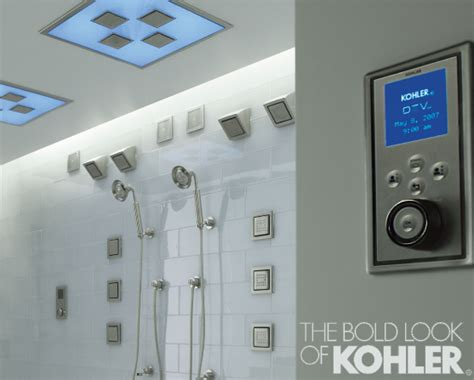 Electronic Shower Systems check out the new products on the guillen s