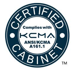 certified cabinet ansi kcma cabinetry certifications cliqstudios