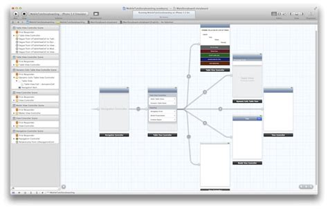 tutorial xcode storyboard the never ending story board tapadoo