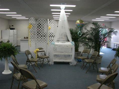 Church Baby Shower Ideas baby shower decor in church fellowship baby shower