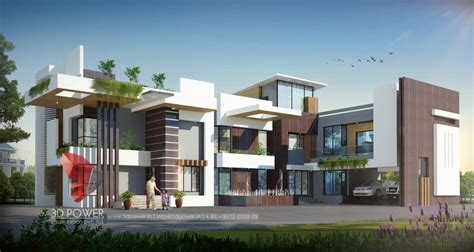 contemporary home elevation modern designs for house