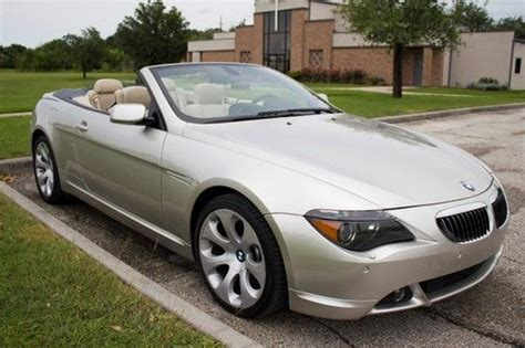 auto body repair training 2006 bmw 650 seat position control find used 2006 bmw 650i convertible sports package low mileage 28k in houston texas
